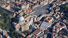 صور ثلاثية الأبعاد في برنامج جوجل ايرث Google Earth 2015